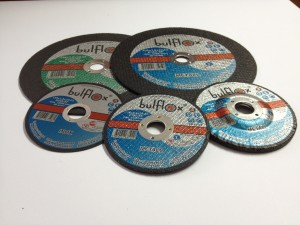 Cutting and grinding wheels ,DISCS BULFLEX IN VARNA