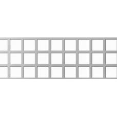 Перфорирана ламарина черна 1.0мм CU 10-12мм