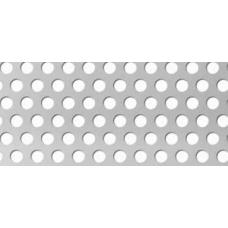 Перфорирана ламарина поцинкована 0.75мм RV 5-8