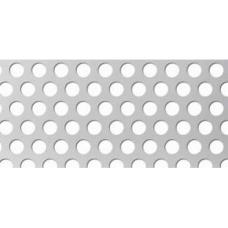 Перфорирана ламарина неръждаема 2мм RV 6-9