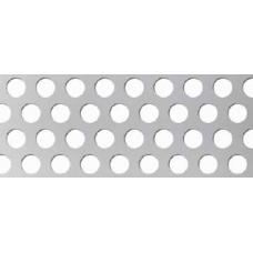 Перфорирана ламарина поцинкована 1.5мм RV 8-12