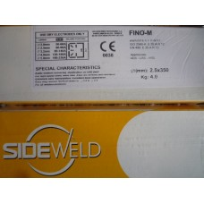 Електроди Фино-М ф 2.5 мм 4 кг
