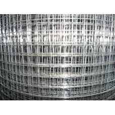 Електрозаварена мрежа поцинк.Н-1.0м,тел 1.5мм,отвори25.4/25.4