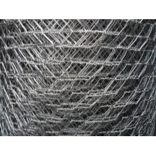 Кокоша мрежа поцинкована 0.8 ,Н-1.25м
