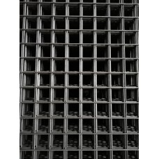 Електрозаварена мрежа черна 4 мм, отвори 50/50мм