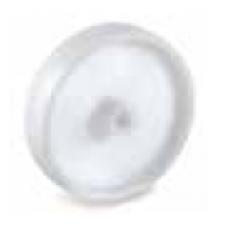 Колело от бял полиамид 100 мм