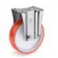 Колело от полиуретан стационарно 100 мм
