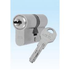 Ключалка ямкова 30/30 2x6J сатин