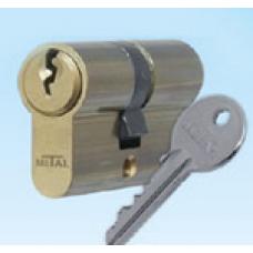 Ключалка секретна 30/26мм месинг БДС