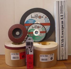 Дискове за рязане и шлайфане марка Булфлекс във Варна