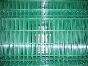 оградни пана полиестерно покритие no RAL 6005