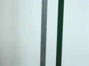 оградни стълбове поцинковани